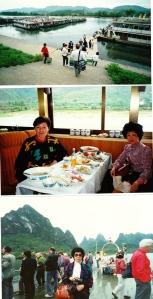 Li River - Boarding