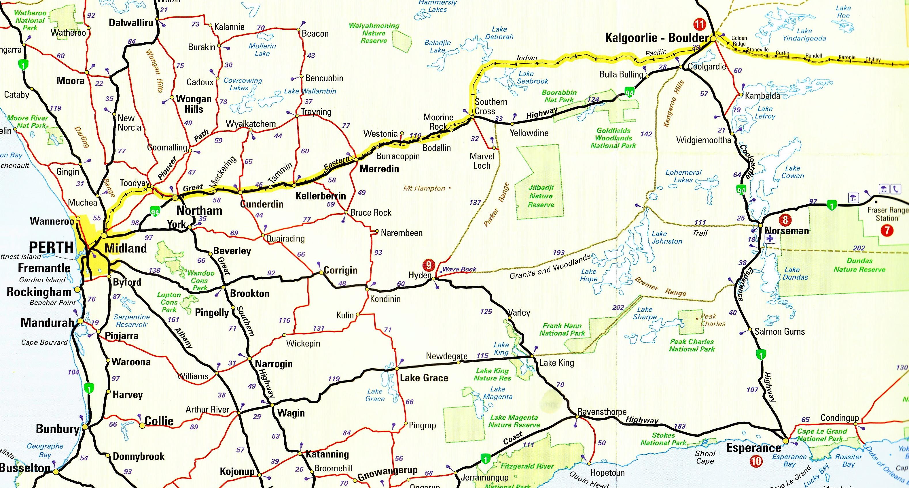 KalgoorlieBoulder The City That Gold Built P21chongs Blog