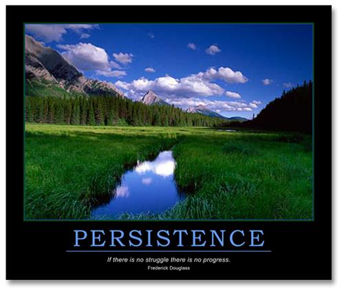 Persistence Motivational Quotes: P21chong's Blog