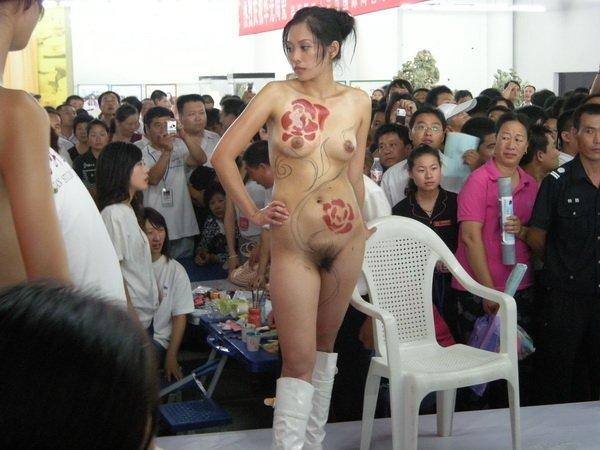 Nude Painting Or Bodyart  Paul Chongs Blog-6225