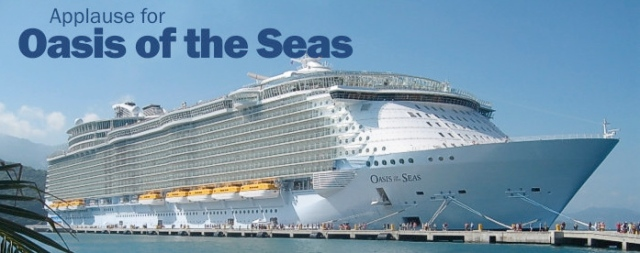 """World's Largest Cruise Ship """"Oasis of the Seas"""" – Paul Chong's Blog"""