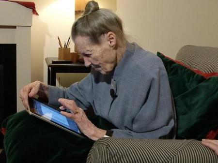 De iPad is de ideale computer voor ouderen
