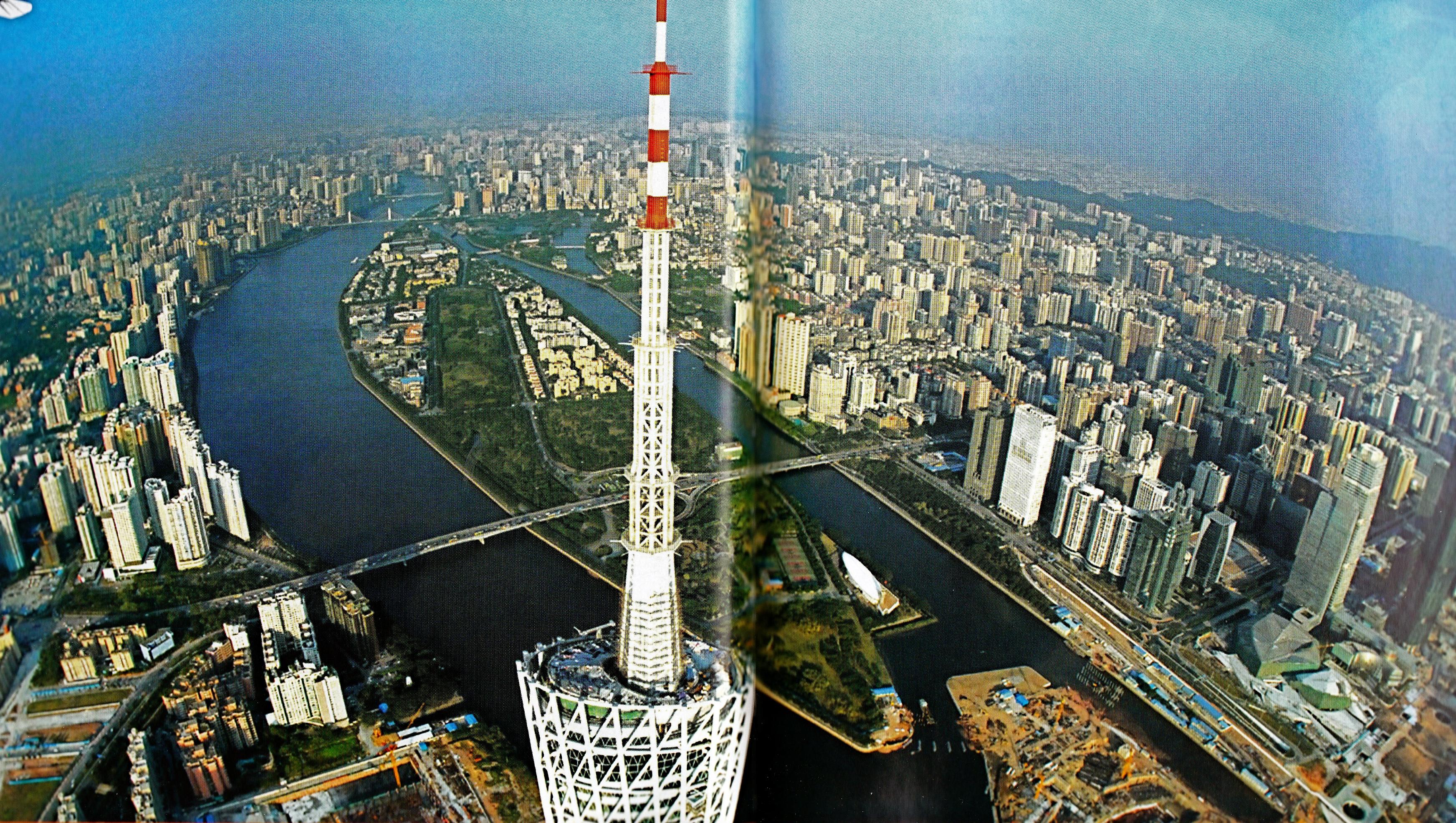 16. Guangzhou (China): 7.6 milioane vizitatori / paulchong.net